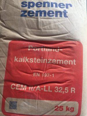 van den Broek product categorie Portlandcement (174) 25 kg