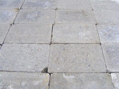 van den Broek product categorie Koppelstones Grijs 14x21x7 getrommeld