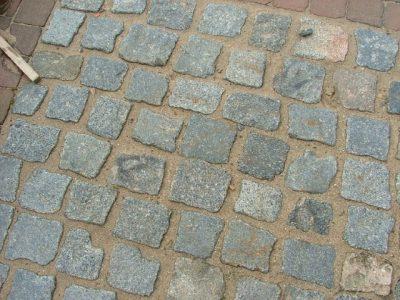 van den Broek product categorie Granietkeitjes gebruikt