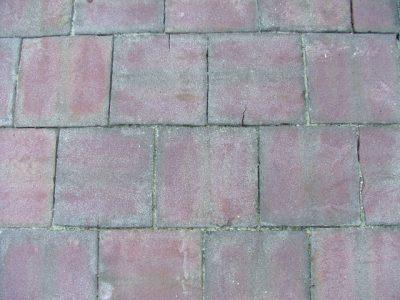 van den Broek product categorie Tegels gebakken Roodzwart 21x21x6 ongetrommeld