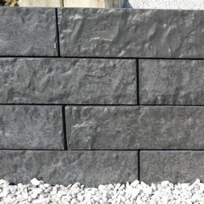 van den Broek product categorie Rock Walling leisteen antraciet