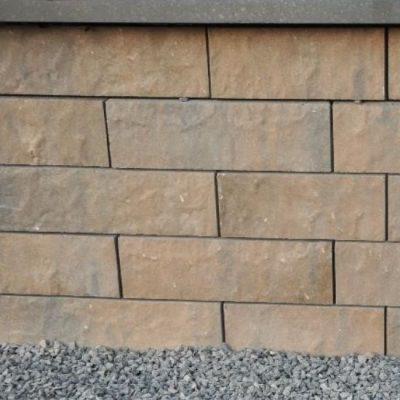 van den Broek product categorie Rock Walling leisteen sahara