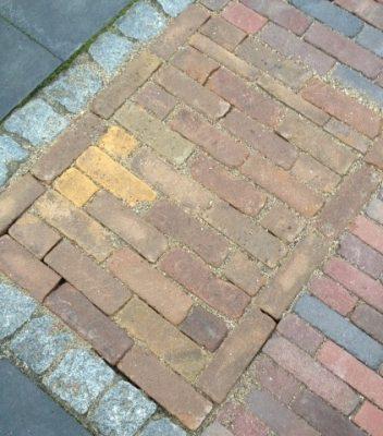van den Broek product categorie Dikformaat gebakken Oud Lexington gebruikte getrommeld Restpartij ± 28 m²