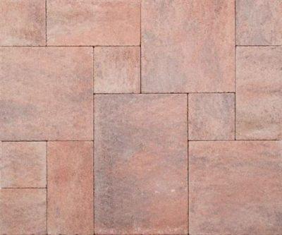 van den Broek product categorie Koppelstones Wildverband Morgenzon 20×20 – 20×40 – 40×40 ongetrommeld