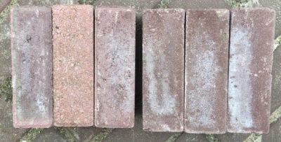van den Broek product categorie Dikformaat beton Koblenzrood MF ongetrommeld