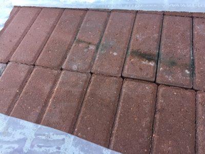 van den Broek product categorie Dikformaat beton Seanbruin Restpartij ± 10,58 m²