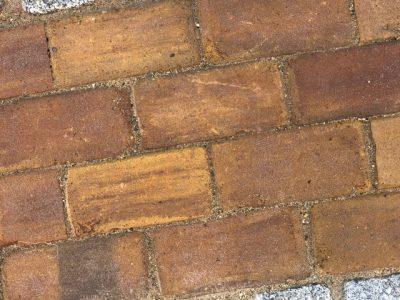van den Broek product categorie Klinkers gebakken Trosa getrommeld Restpartij ± 19 m²