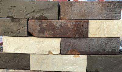 van den Broek product categorie BNF metselstenen vuilwerk Fossielbont