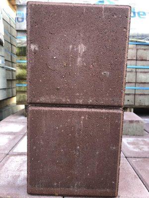 van den Broek product categorie Klinkers dubbel beton Arleypaars 21x21x8 Restpartij ± 31 m²