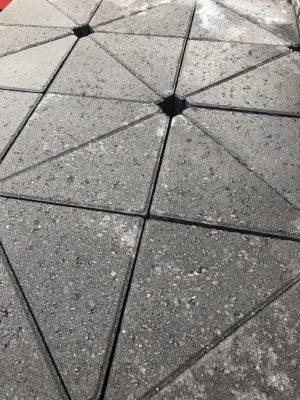 van den Broek product categorie Stenen beton Mulderzwart Restpartij ± 30 m²