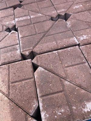 van den Broek product categorie Stenen beton Ludopaars Restpartij ± 61,6 m²