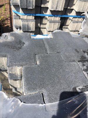 van den Broek product categorie Stone Cross Newtone zwart beton