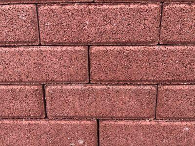 van den Broek product categorie Dikformaat beton Kramerrood mf ongetrommeld