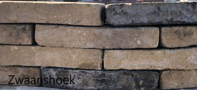 van den Broek product categorie Hilversumformaat metselsteen Zwaanshoek Restpartij ± 800 stuks