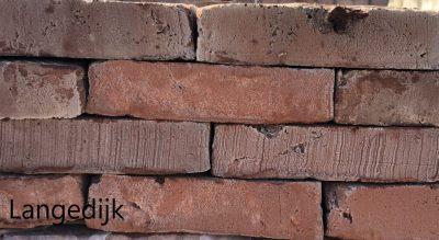 van den Broek product categorie Waalformaat metselsteen Langedijk Restpartij ± 2400 stuks
