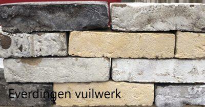 van den Broek product categorie Waalformaat metselsteen vuilwerk Everdingen Restpartij ± 800 stuks