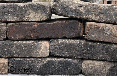 van den Broek product categorie Waalformaat metselsteen Orkney getrommeld Restpartij ± 1536 stuks