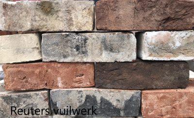 van den Broek product categorie Dikformaat metselsteen Reuters vuilwerk Restpartij ± 1680 stuks