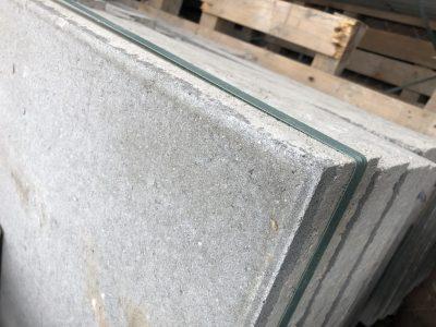 van den Broek product categorie Tegels beton 60x60x7 Loxtongrijs