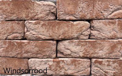 van den Broek product categorie BNF metselsteen Windsorrood